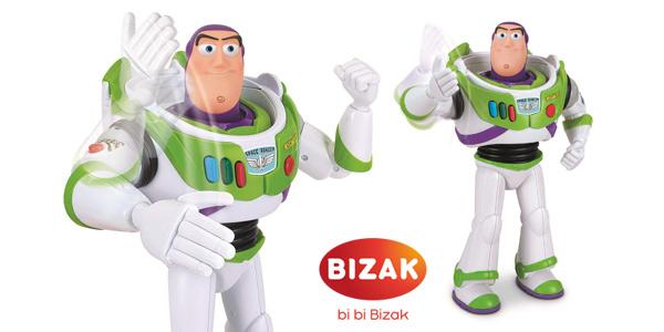 Figura Toy Story Buzz Lightyear de 30 cm con Acción Karate chollo en Amazon
