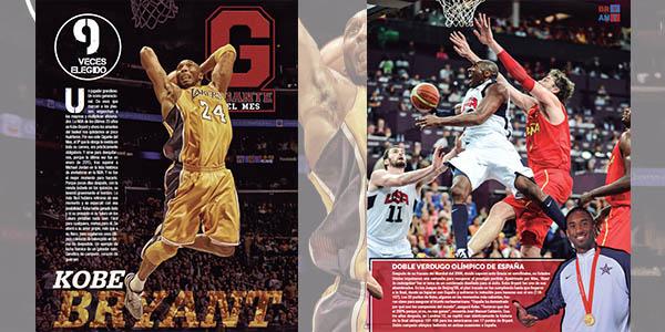 Consigue la Revista GIGANTES Especial Kobe Bryant