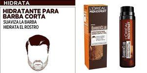Hidratante para barba corta LÓréal Men Expert barata en Amazon