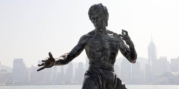 Hong Kong destino de escenarios de películas