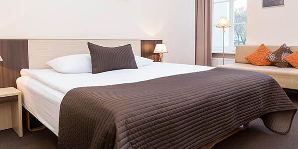 Hotel Ivolita Vilnius relación calidad-precio alta