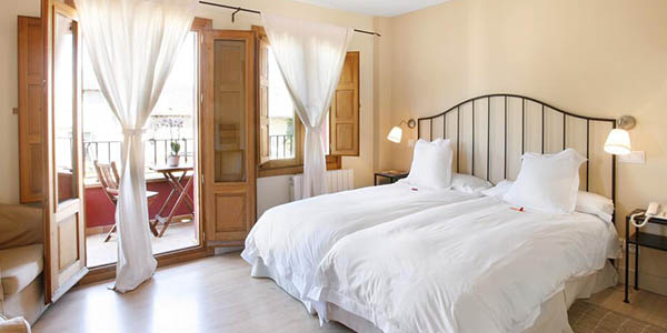 Hotel Rincón Traspalacio chollo alojamiento de primera categoría en la Sierra de Guadarrama