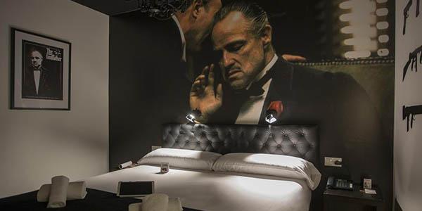 Hoteles en España con decoración temática cine