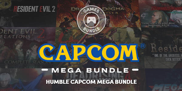 Humble Capcom MEGA Bundle