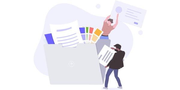 Organiza tus papeles, archivos, fotos, correo