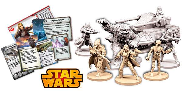 Juego Star Wars Imperial Assault: Regreso a Hoth (expansión) barato