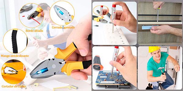 Kit E-Durable de 5 herramientas para el hogar barato