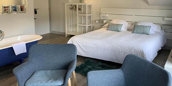 Luces de Poniente hotel boutique en la Sierra de Guadarrama de relación calidad-precio estupenda