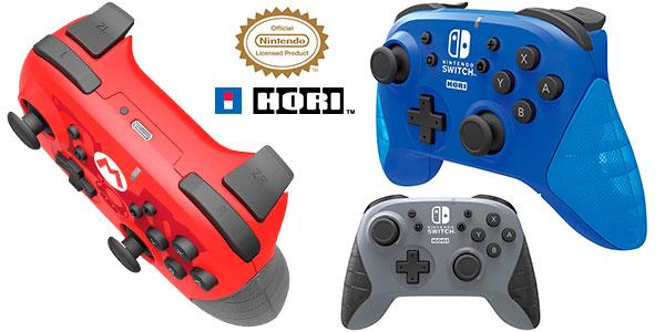 Mando Horipad inalámbrico para Nintendo Switch barato