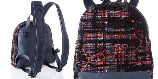 Mini Mochila Desigual Inlove Venice chollo en Amazon