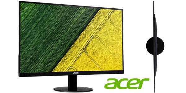 "Monitor Acer SA270 de 27"" Full HD en oferta"