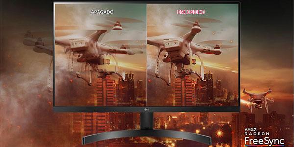 """Monitor LG 27MK600M de 27"""" Full HD barato"""
