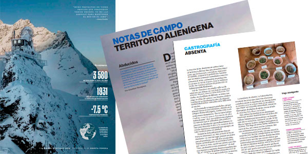 Revista National Geographic Traveler en descarga gratuita