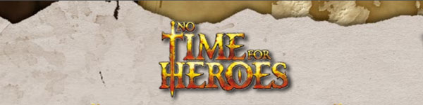 No Time for Heroes gratis Print and Play