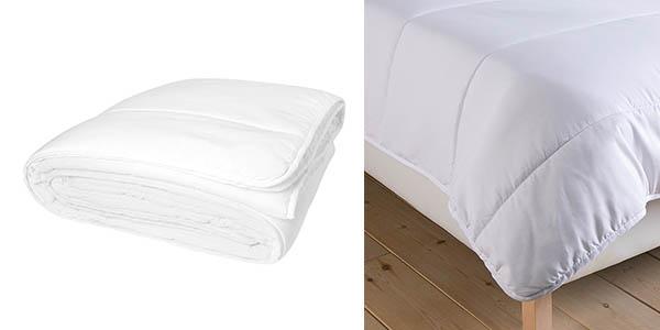 nórdico fibra cama Basic El Corte Inglés oferta