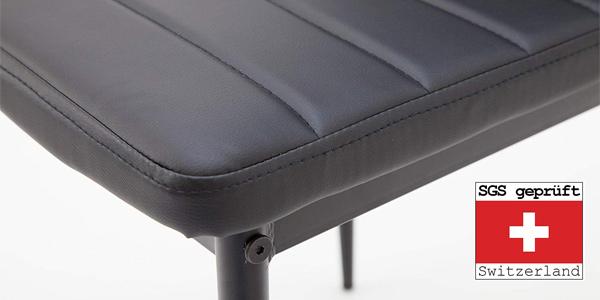 Set x4 sillas de comedor Albatros Milano chollo en Amazon
