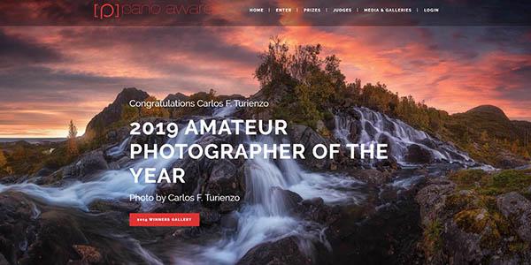The Pano Awards Epson panorámicas premiadas