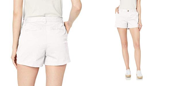 Pantalón corto Amazon Essentials barato para mujer