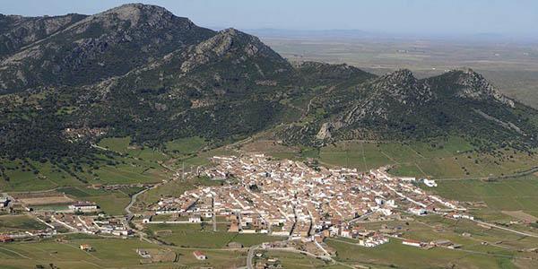 Peñalsordo Badajoz lugar de vacaciones Lady Ganga Ofertitas