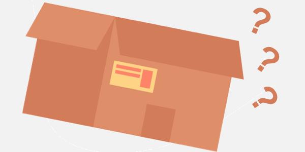 Entrega paquetes coronavirus