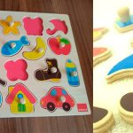 Puzle infantil Goula de 15 piezas de madera barato