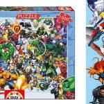 Puzle Marvel Heroes de Educa Borrás barato en Amazon