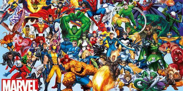 Puzle Marvel Heroes de Educa Borrás en oferta en Amazon