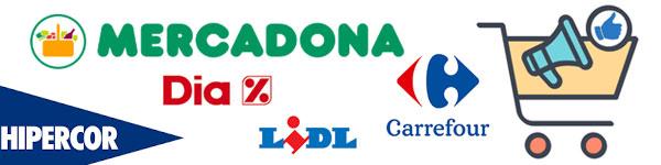 Horarios y normas especiales en supermercados Covid-19