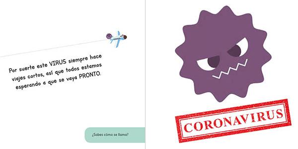 recursos educativos gratis para explicar el coronavirus a los niños