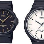 Reloj analógico unisex Casio MW-240 barato en Amazon