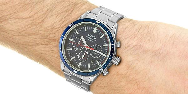 Reloj cronógrafo Lorus RT303HX9 para hombre chollo en Amazon