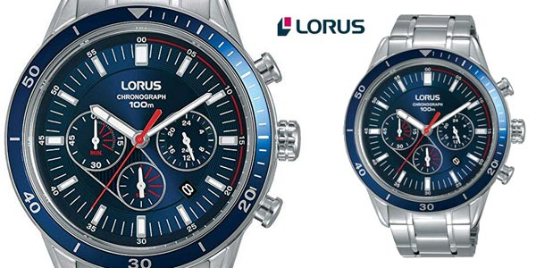 Reloj cronógrafo Lorus RT303HX9 para hombre barato en Amazon