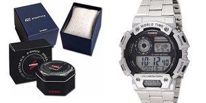 Reloj digital Casio AE-1400WHD-1AVEF para hombre barato en Amazon