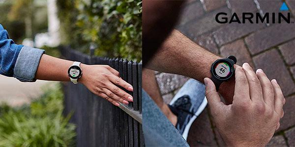Reloj multisport Garmin Forerunner 45S con GPS y pulsómetro barato
