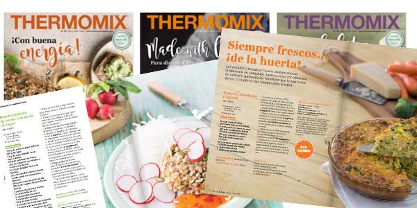 Thermomix Magazine gratis