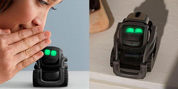 Robot Vector de Anki con inteligencia artificial barato