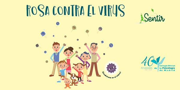 Rosa contra el virus cuento infantil gratis para explicar el coronavirus a los niños