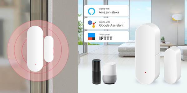 Sensor WiFi puertas y ventanas