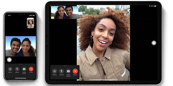 Videoconferencias Facetime
