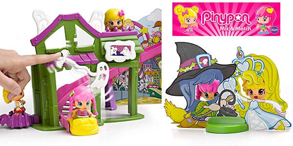 Parque de Atracciones de Pinypon con una minifigura barato