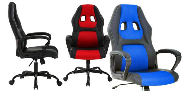 Silla de oficina Gaming GRC61 barata en eBay