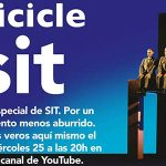 Sit Tricicle obra de teatro gratis en streaming YouTube por el coronavirus