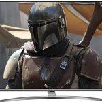 """Smart TV LG 75UM7600 UHD 4K HDR de 75"""" con IA"""