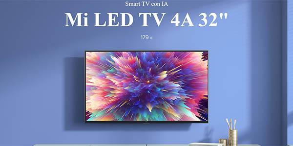 """Smart TV Xiaomi Mi LED TV 4A HD de 32"""""""