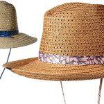 Sombrero trenzado Columbia Bella Falls Straw para mujer barato en Amazon
