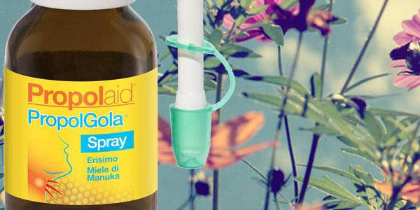 Spray Propolaid Propolgola de ESI 20ml chollo en Amazon