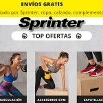 Sprinter envío online gratis