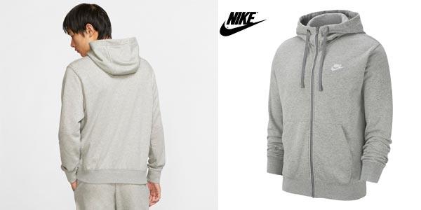 Sudadera Sportwear Club Nike barata en El Corte Inglés