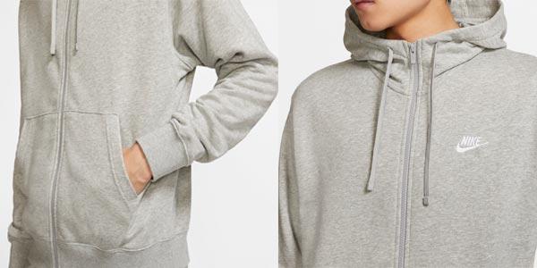 Sudadera Sportwear Club Nike en oferta en El Corte Inglés