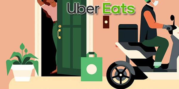 Uber Eats medidas de seguridad por el coronavirus
